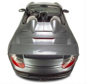 Kit de montage Enjoliveur de capote Look Speedster pour Porsche Boxster 986 (pièces d'origine Porsche)