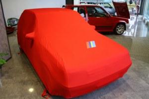 Housse de protection sur-mesure Peugeot 205 GTI, CTI, RALLYE