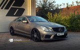 Pare choc avant Mercedes classe E coupé look Black series