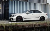 Kit Large Mercedes classe E Berline Black series