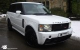 Pare choc av Range Rover Vogue Prior 02-05