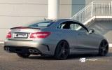 Pare choc arriere Mercedes classe E coupé look Black series