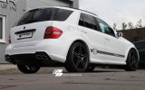 Pare choc ar Mercedes ML look AMG PRIOR DESIGN