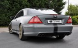 Pare choc arriere Mercedes CL W215 look AMG