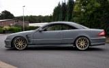 Bas de caisse Mercedes CL W215 look AMG