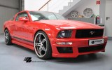 KIT CARROSSERIE PRIOR DESIGN POUR FORD MUSTANG C5 2004-2009
