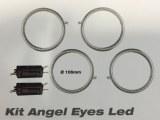 Kit angel eyes led CCFL - 106 mm universels