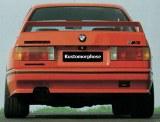 Pare choc arrière BMW E30 M3