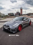 Kit carrosserie Prior Design PD750 WideBody pour Nissan GT-R R35