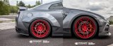 EXTENSIONS D'AILES PRIOR DESIGN PD750 WIDEBODY POUR NISSAN GT-R R35