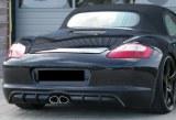 Diffuseur de pare choc arrière Porsche Boxster 987