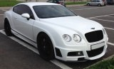 Kit carrosserie Bentley GT/GTC Black Bison de 2004 a 2012