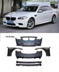 Kit carrosserie M5 deisgn avec ailes avant pour BMW F10