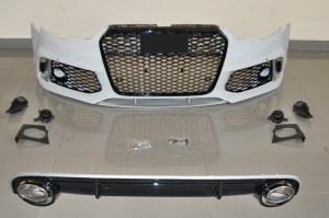 Kit carrosserie pour Audi A6 C7 2011-2015 LOOK RS6