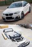 Kit Carrosserie pour BMW serie 2 F22 M performance