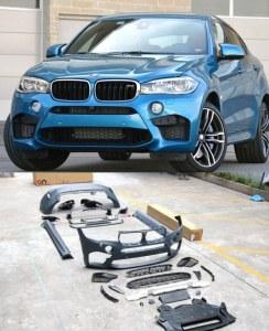 Kit Carrosserie X6M pour BMW X6 F16