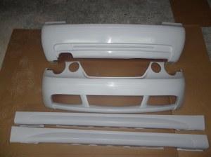kit carrosserie e46 compact pack m. Black Bedroom Furniture Sets. Home Design Ideas