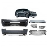 KIT LOOK AUTOBIOGRAPHY POUR RANGE ROVER SPORT Grey Silver Edition