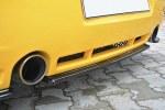 LAME CENTRAL PARE CHOC ARRIÈRE VW GOLF IV R32
