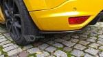 Lame de Pare Choc arrière Megane 3 RS