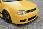 LAME DE PARE-CHOCS AVANT VW GOLF IV R32