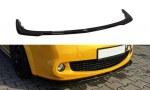 Lame splitter pour Pare Choc avant Megane 2 RS Facelift
