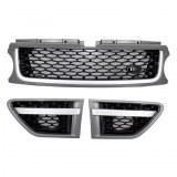 PACK CALANDRE AUTOBIOGRAPHY POUR RANGE ROVER SPORT 2010-13 Platinum Black Edition