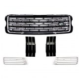 Pack Calandre Noir pour Range Rover Vogue 2013-Up Black Edition
