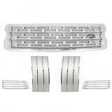 Pack Calandre Silver pour Range Rover Vogue 2013-Up Silver Edition