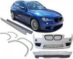 kit carrosserie Pack M pour BMW X1 E84 2009 a 2012