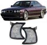 Paire de clignotants pour BMW E34 Blanc