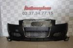 Pare choc av audi a3 8P look RS3 05-08 calandre noir entourage chromé
