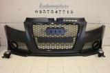 Pare choc av Audi A3 look RS3 calandre noir 08-2012 AVEC PDC