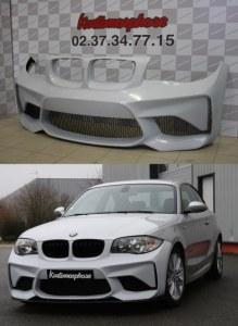 pare choc avant BMW série 1 look M2