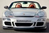 Pare choc avant Porsche boxster 986 Look 997 GT3