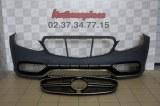 Pare choc avant pour Mercedes classe E W212 Facelift look AMG E63