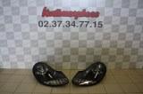 Phares avant led black pour 996 MKI et Boxster 986
