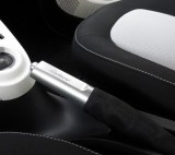 Poignée de frein à main aluminium LORINSER pour Smart ForTwo (453)