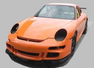 KIT conversion Porsche 986 996 Look 997 GT3