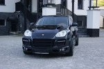 kit carrosserie Sport SR66 pour Porsche Cayenne phase 1 955 de 2003 à 2007