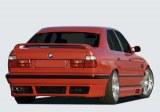 Rajout de pare choc arrière BMW E34