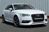 Rajout de pare choc avant Audi A3 8V RS Design