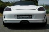 Pare chocs arrière GT3 Porsche boxter 987