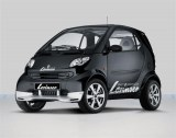 Spoiler rajout de pare choc avant LORINSER pour Smart Fortwo Coupé cabriolet 2002-2006