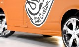 Bas de caisse prised'air VW T5