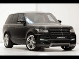 Pare choc av Range Rover Vogue startech a partir 2013