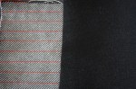 Ensemble garnitures de sièges complet tissu phase 1 et noir cotelé Renault 5 gt turbo phase 1