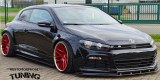 4 Extension d'aile rocket bunny VW Scirocco R Style Liberty