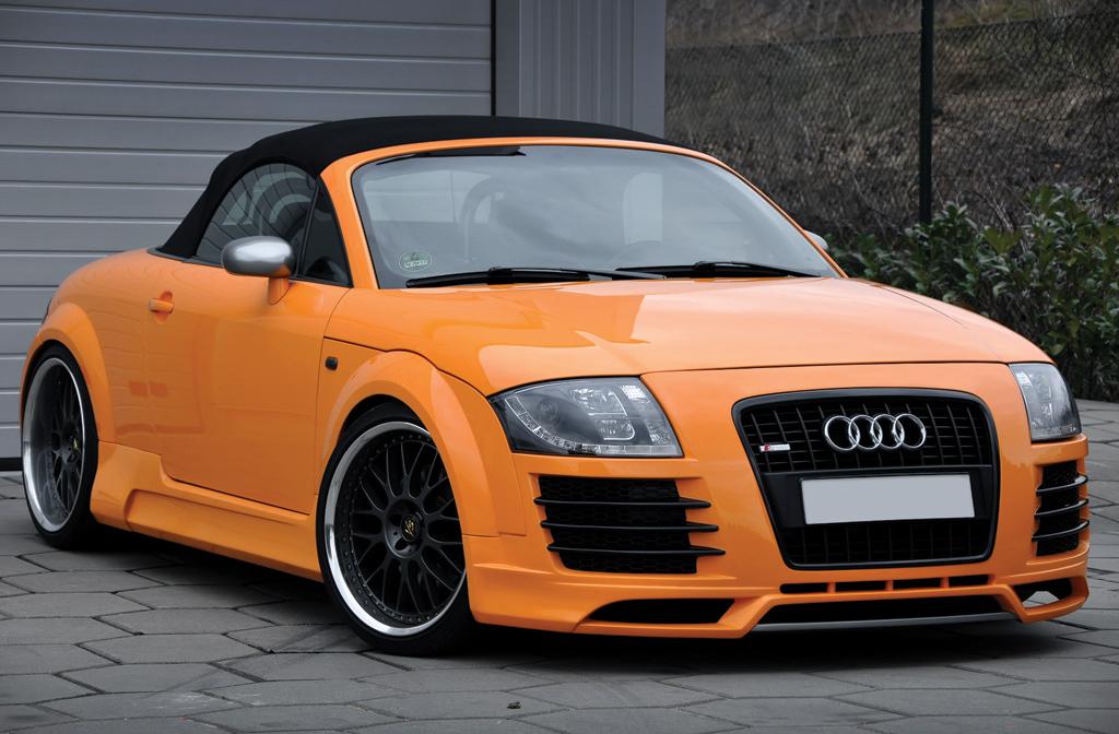 Audi A3 A Vendre >> Pare choc av audi TT 8N look R8 Kustomorphose