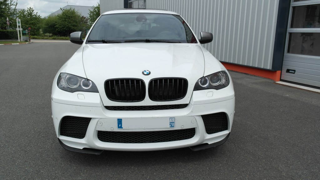 Kit Aerodynamique M Performance Bmw X6